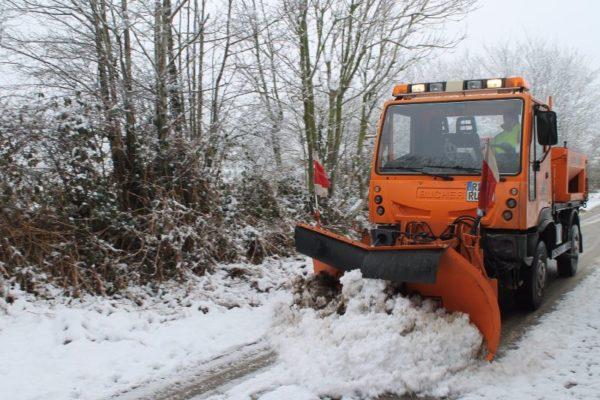 Winterdienst Straßen