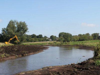 Naturnaher Gewässerausbau