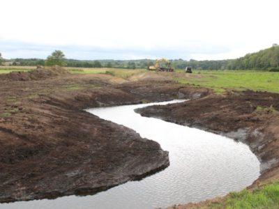 Naturnahe Gewässergestaltung